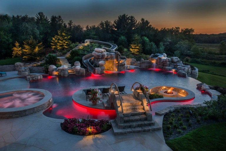 2016 Luxury Backyard Design Trends Amp 2015 Backyard Of The