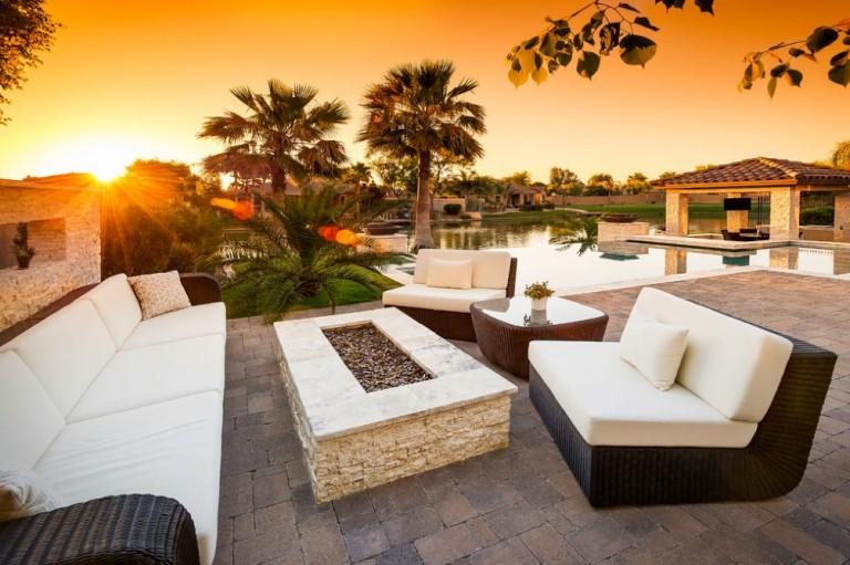 2016 Luxury Backyard Design Trends 2015 Backyard Of The