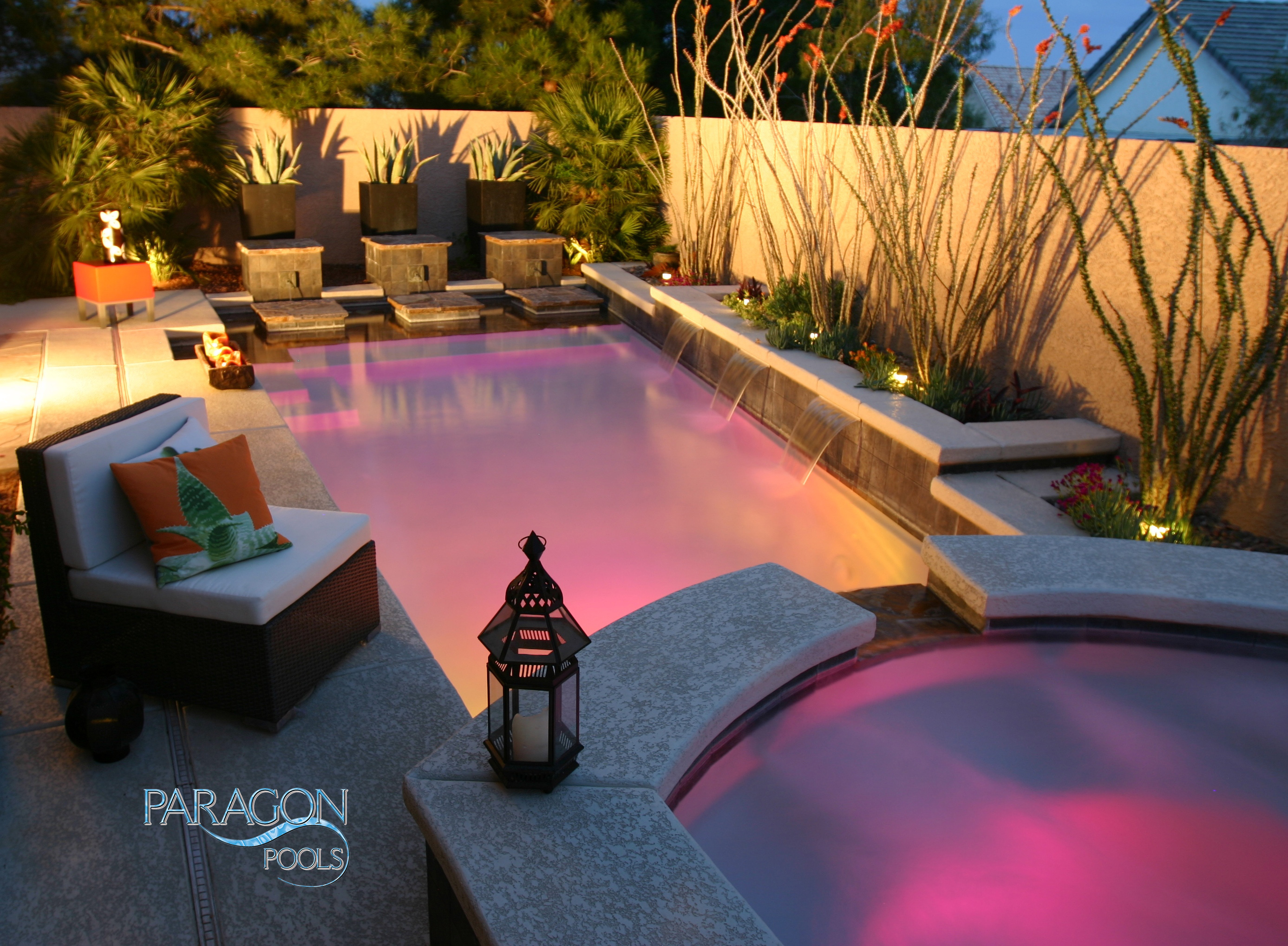 2016 luxury backyard design trends 2015 backyard of the for Pool design trends 2016