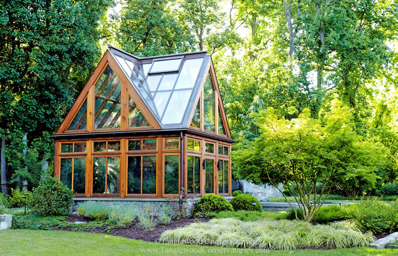 The many uses of sunrooms backyard mamma for House plans with conservatory