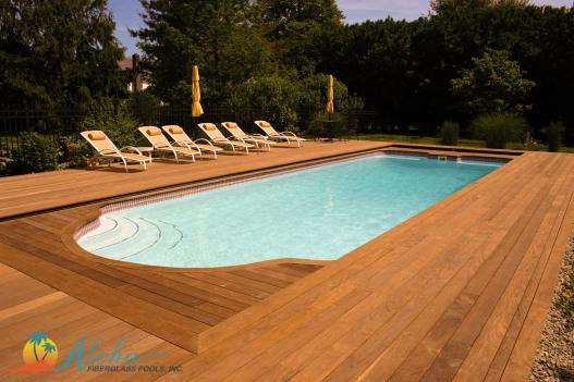 aloha fiberglass pools click the picture to visit the aloha fiberglass pools website - Pool Deck Design Ideas