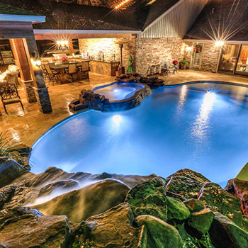 2016 luxury backyard design trends 2015 backyard of the for Pool design regrets
