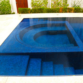Ewing Aquatech (flush inset spa)