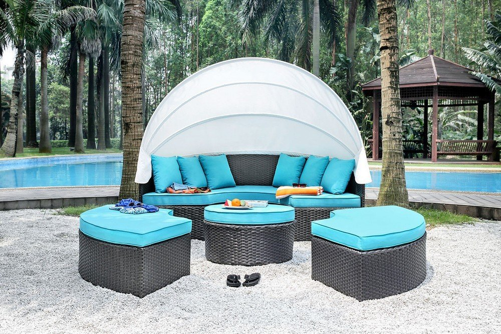 how to select the best patio furniture for your outdoor living space