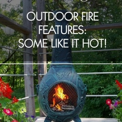 Fire Feature Design Ideas For Your Backyard | Firepits, Fireplaces, Chimineas